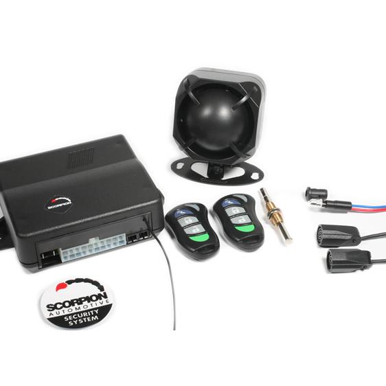 Scorpion SA 30 Toad Alarms: Toad Alarm Wiring Diagram A101cl at e-platina.org